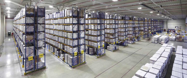 Energiekosten für Beleuchtung in Industrie und Logistik um bis zu 90 ...